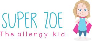 Super Zoe, The allergy kid
